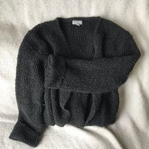 Sweaters - Oversized Cardigan